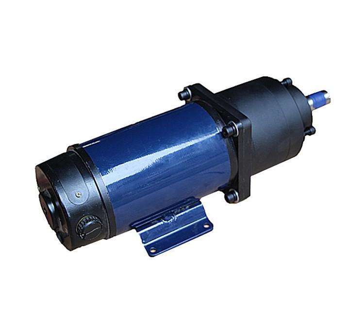 济南J-PX系列微型行星齿轮减速电动机