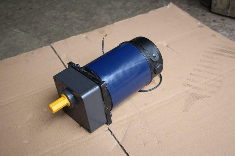 方箱齿轮直流减速电机